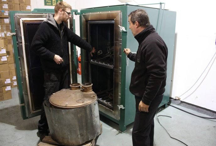 DPF maintenance key to keeping Britain in the field