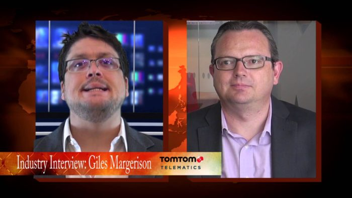 Field Service News: Industry Interview - Giles Margerison, TomTom Telematics