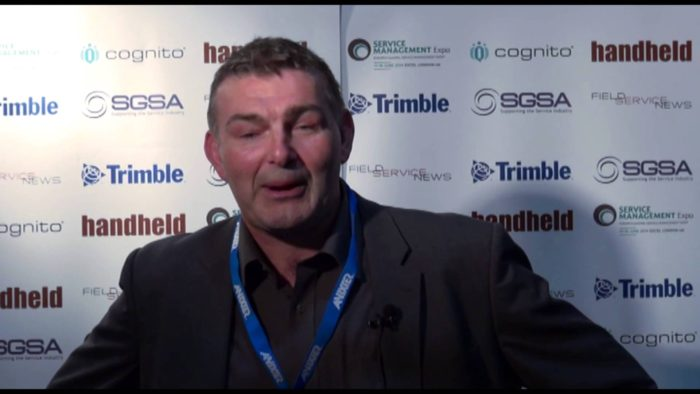 Field Service News live at Service Management Expo 2014 – Glyn Dodd, Centrex Services