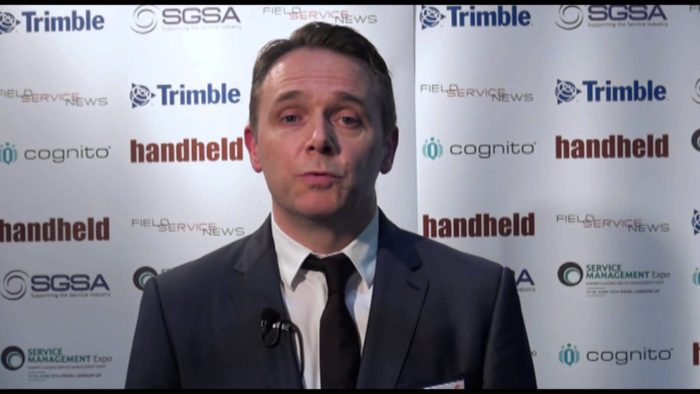 Field Service News live at Service Management Expo 2014 – Paul Adams, Solarvista
