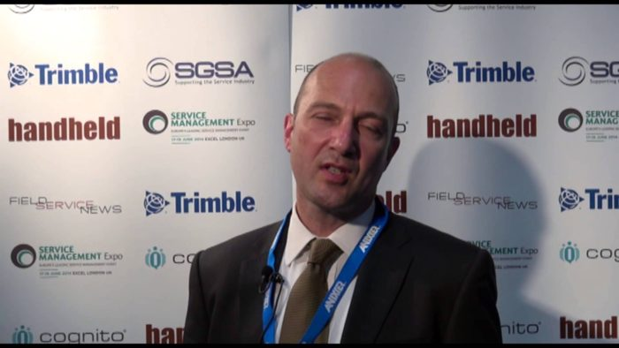 Field Service News live at Service Management Expo 2014 – Nick Frank, Noventum Service Management
