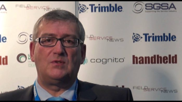 Field Service News live at Service Management Expo 2014 - Tim Jones, Waters Corp