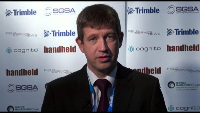 Field Service News live at Service Management Expo 2014 – Simon Spriggs, Exel Computer Systems