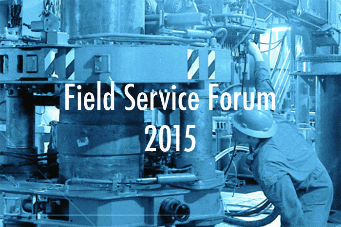 Event Preview: Field Service Forum, Amsterdam, June 2nd to 3rd