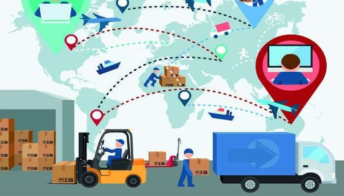 Are we witnessing the consumerisation of parts logistics?