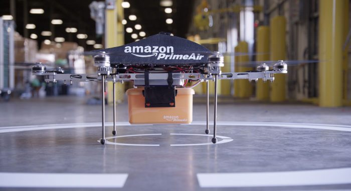 THE AMAZING AMAZON DRONES: PART ONE: PR STUNT OR FIELD SERVICE REVOLUTION?