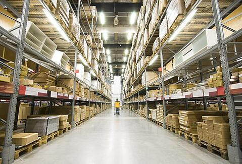 Serve Introduce Patented Warehousing Technology