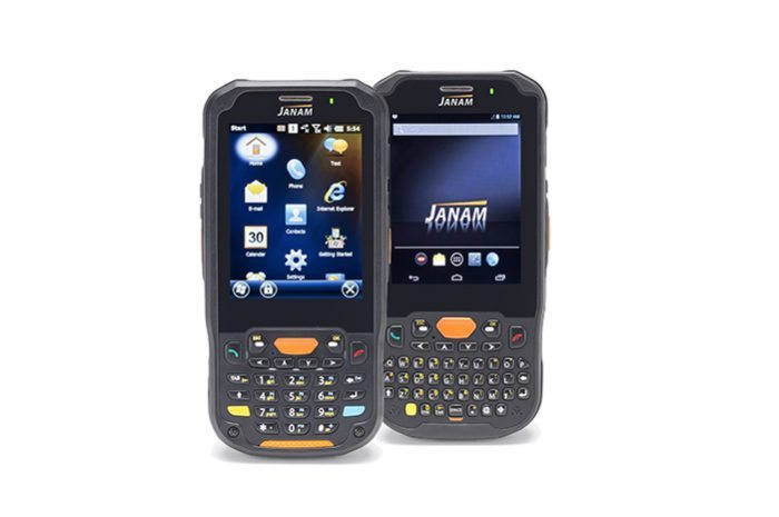 Hands On: Janam XM5 rugged handheld computer