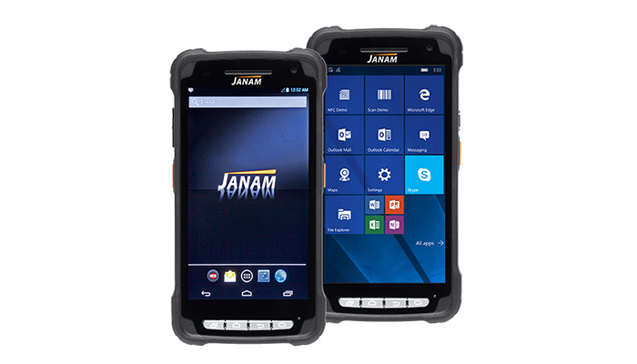 Hands On: Janam xT2 Rugged Touch Computer