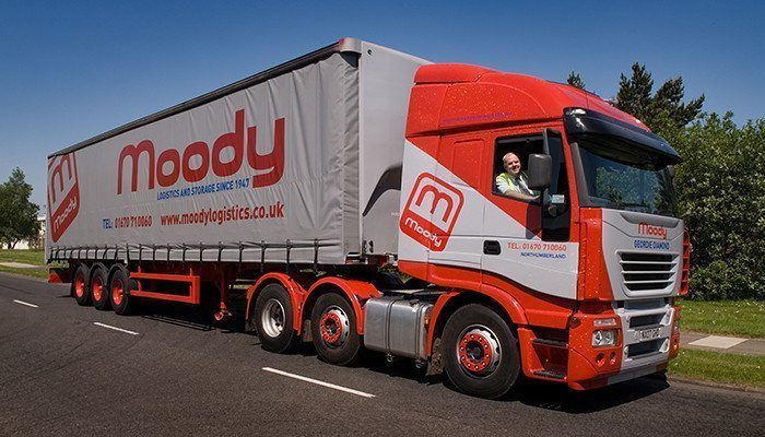 Moody Haulage implements telematics to improve productivity across fleet