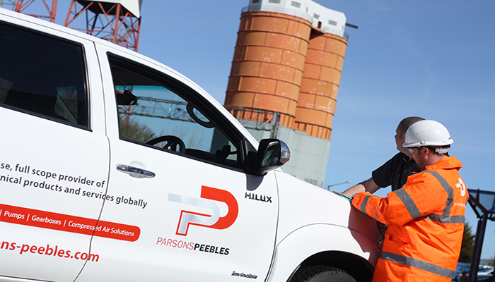 Parsons Peebles partners with Fleet Operations