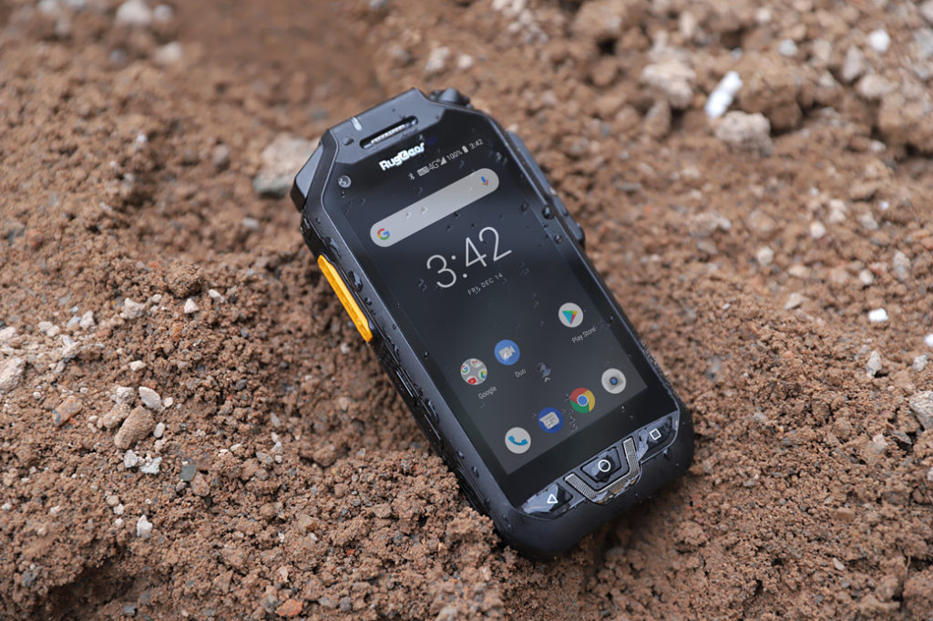 Rugged Smartphone wins Design Award