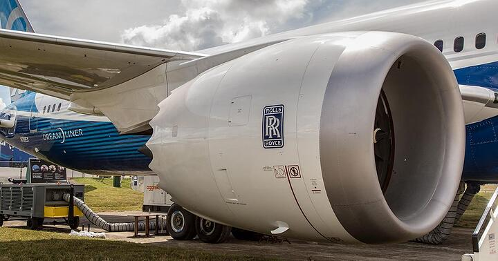IFS to Garner data insight on Rolls-Royce aircraft engines