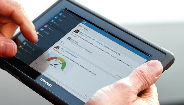 TomTom Telematics integrates with Salesforce CRM