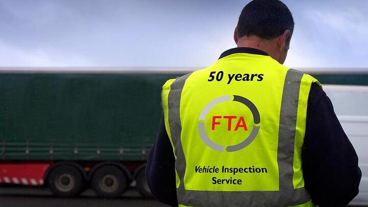 Vehicle Inspection service From the UK's Top Logistics Association Revolutionised With Advanced Scheduling Software