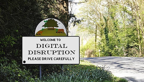 Welcome to Digital Transformation - Please Drive Carefully