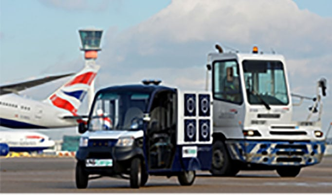 UK airports set to benefit from revolution in autonomous vehicle technology