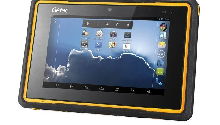 Getac rugged tablet gains airwatch accreditation