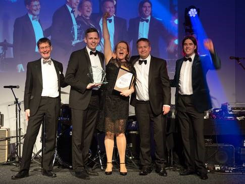 FLS customer wins prestigious industry award