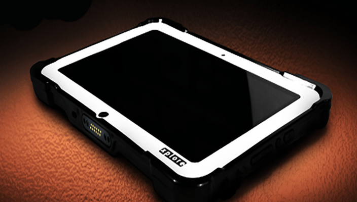 Xplore RangerX Pro fully-rugged tablets deployed for network construction technicians