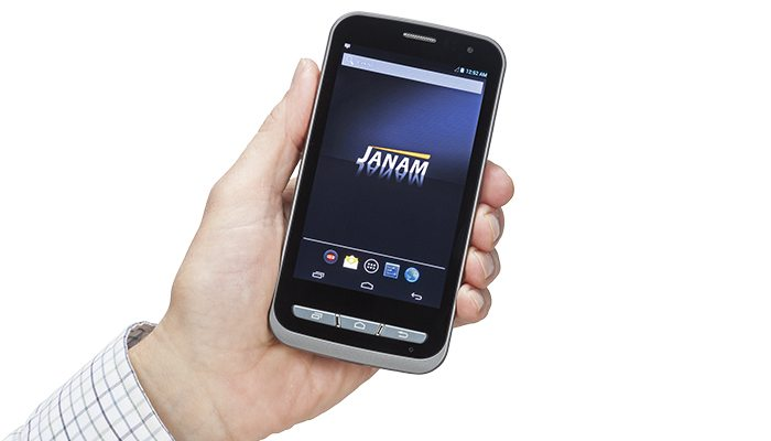 Hands On Hardware review: Janam XT 100