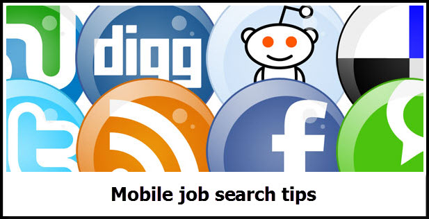 Mobile job search