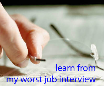 My Worst interview Randstad