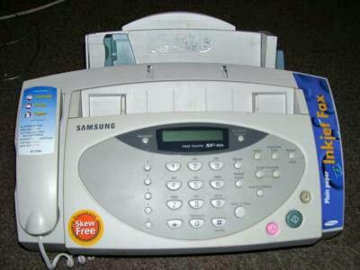 Do people use fax machines?