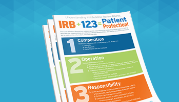 IRB + 123 = Patient Protection