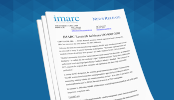 IMARC Research Achieves