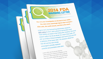 2014 Top 10 Warning Letter Findings
