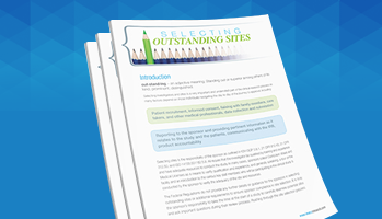 Selecting Outstanding Sites