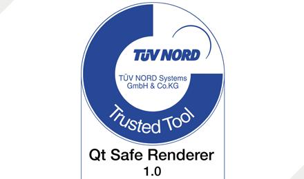 Qt meets certification standards