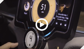 Harman's Award-Winning Mini Cooper Cockpit
