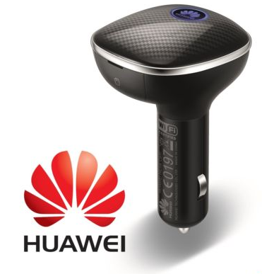 CarFi, a mobile hotspot made specifically for cars designed by Huawei , might be the only accessory you need in your car - a mobile hotspot