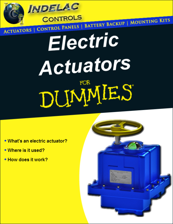 Electric actuators for dummies for Stepper motors for dummies