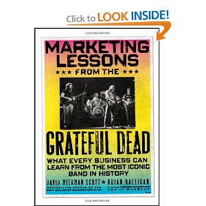 marketing lessons grateful dead