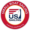 Small boat sailing