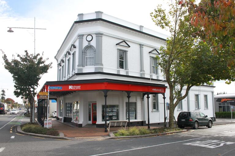 McDonald Real Estate Taranaki property managers