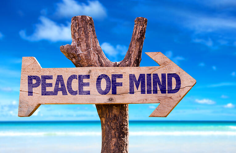 Peace of Mind with your property management in taranaki