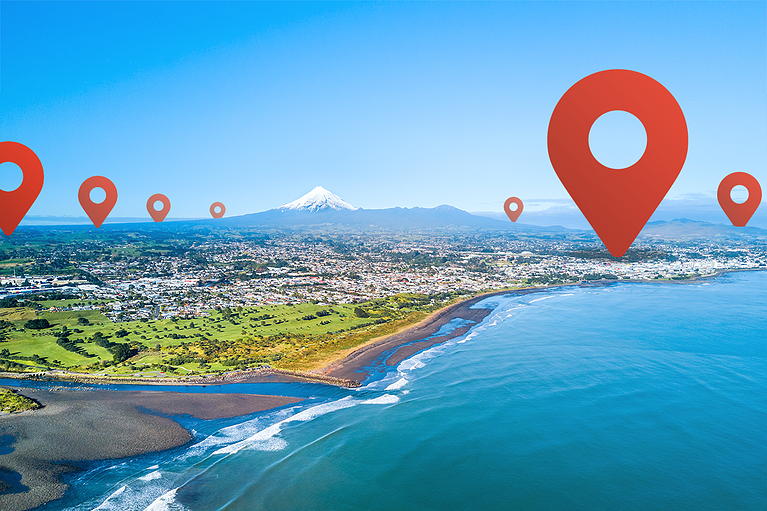 Property investment Taranaki