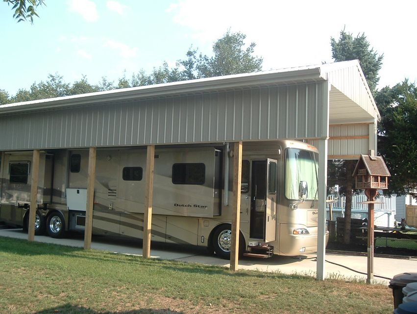 Options for Storing Your Motorhome This Winter - Newmar Corp.