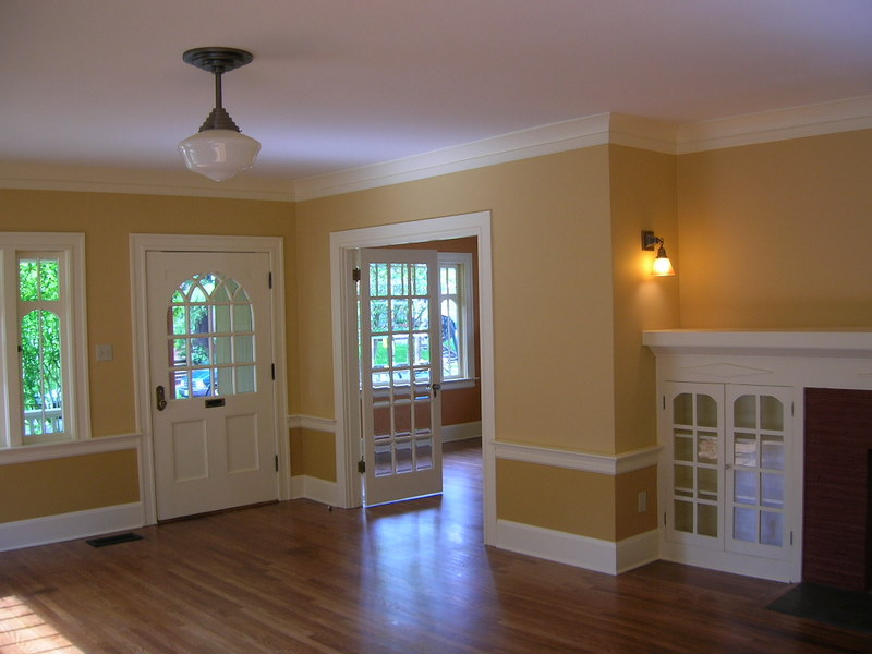 Cost To Paint Interior House Trim