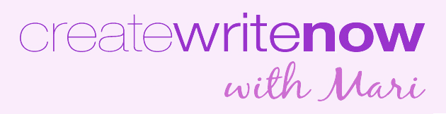Create Write Now with Mari