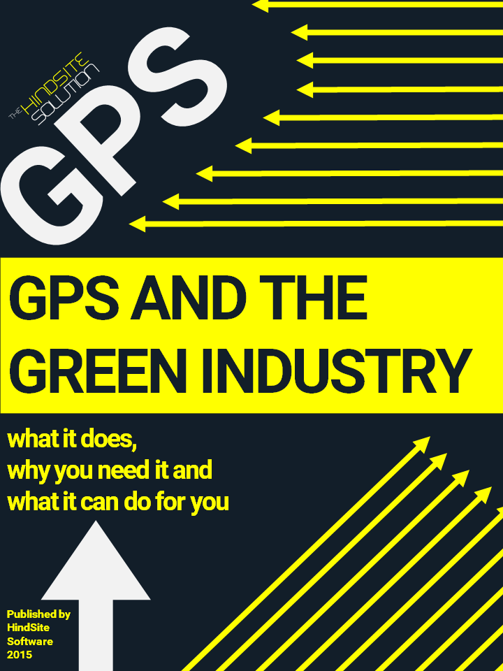 GPS and the Green Industry