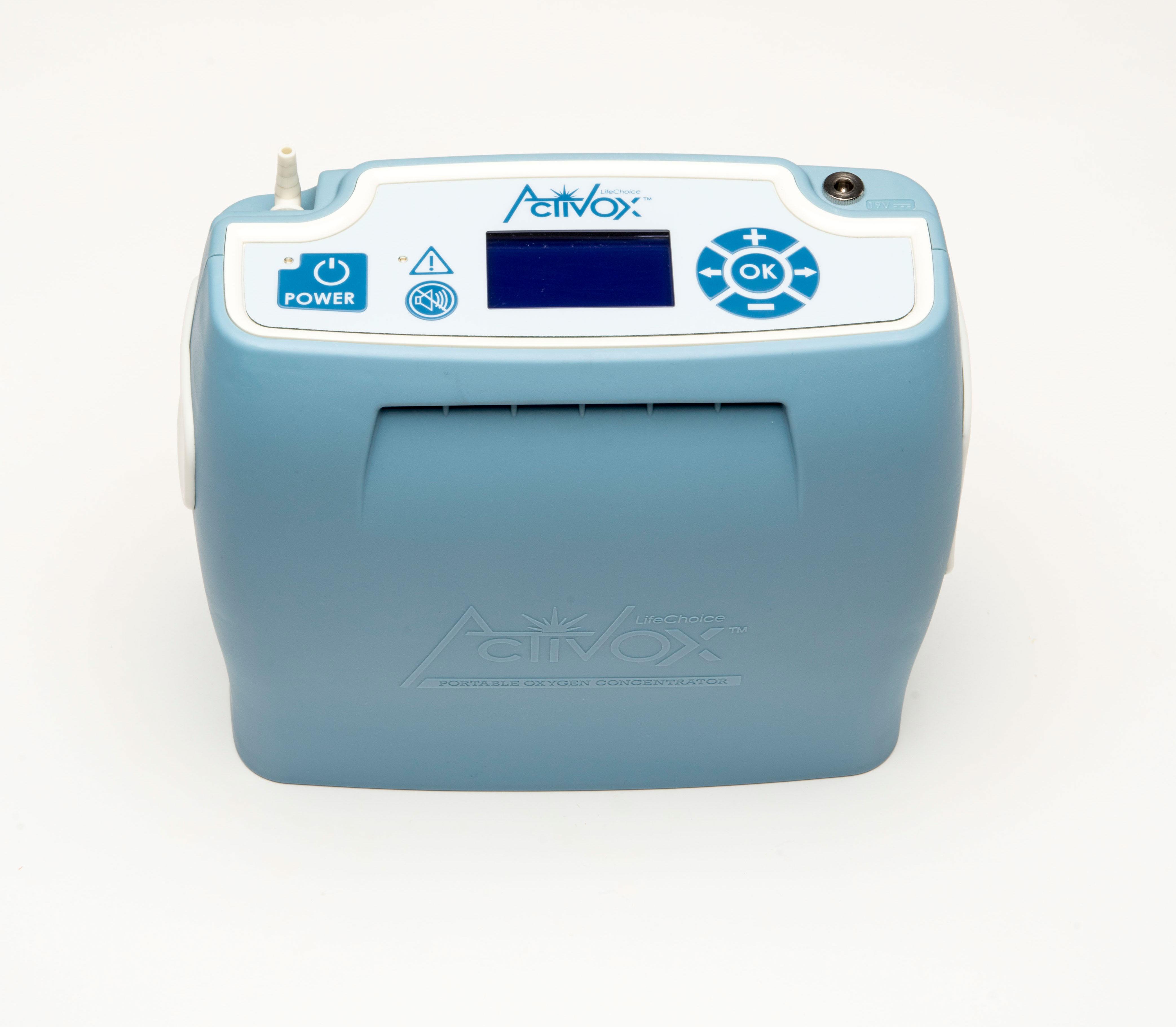 Permalink to Lifechoice Activox Portable Oxygen Concentrator