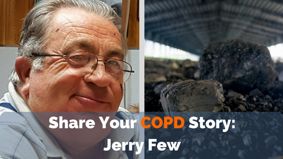 Share Your COPD Story: Jerry Few