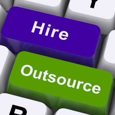 outsourcing it