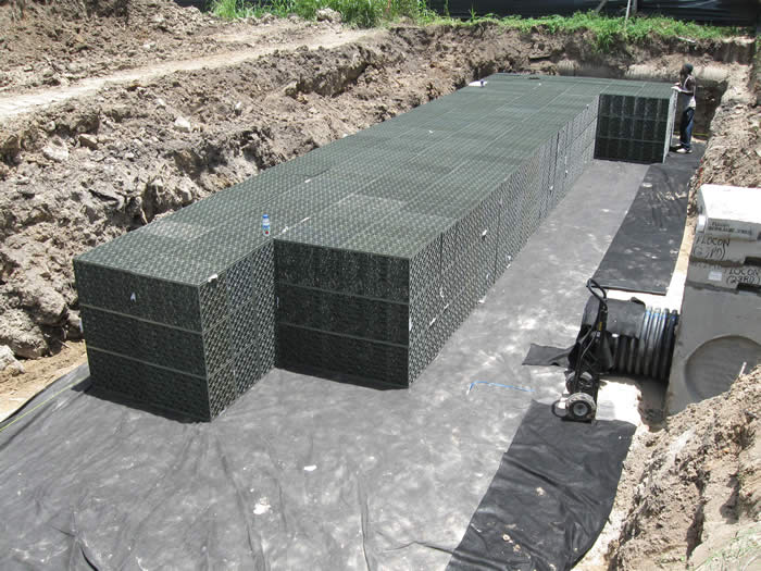 R-Tank Detention / Retention / Infiltration / Underground Stormwater