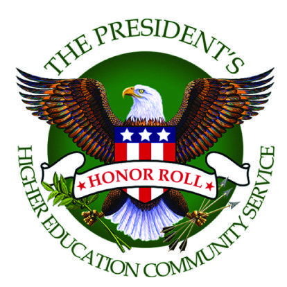 The Corporation for National and Community Service (CNCS) recently notified Waynesburg University of its selection to the President's Higher Education Community Service Honor Roll. This is the University's sixth consecutive year receiving the honor.